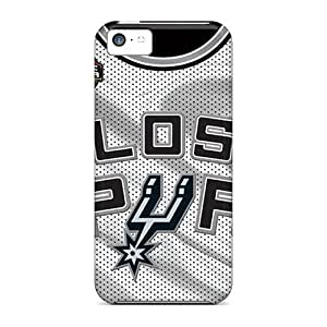 NBA San Antonio Spurs Tim Duncan For SamSung Galaxy S5 Case Cover PC Soft Black cases for basketball fans For SamSung Galaxy S5 Case Cover PC Soft s for basketball Spurs fans (Black)