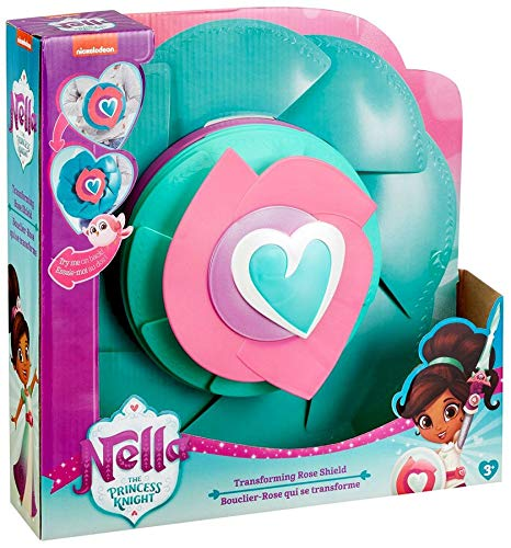 Nickelodeon Nella the Princess Knight Transforming Rose Shield