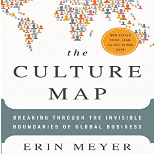 The Culture Map Audiobook