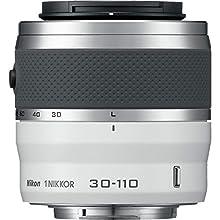 Nikon 1 NIKKOR 30-110mm f/3.8-5.6 VR (White)