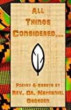 img - for All Things Considered book / textbook / text book