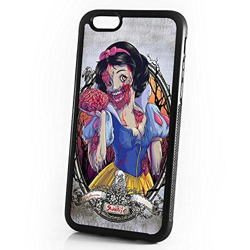 (( For iPhone 8 / iPhone 7 ) Shock Proof Phone Case Back Cover - HOT10304 Zombie Snow)