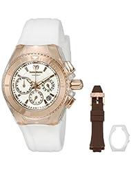 Technomarine Women's 'Cruise Star' Quartz Stainless Steel Casual Watch (Model: TM-115032) by TechnoMarine
