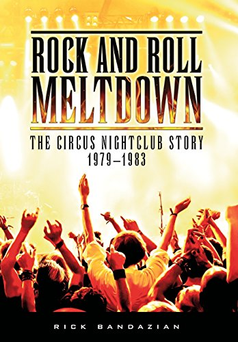 Rock and Roll Meltdown: The Circus Nightclub Story 1979-1983