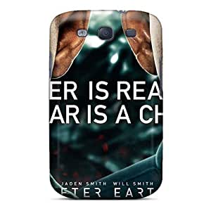 Tpu Case Cover Compatible For Galaxy S3/ Hot Case/ After Earth