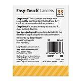 EasyTouch Twist Lancets - 33