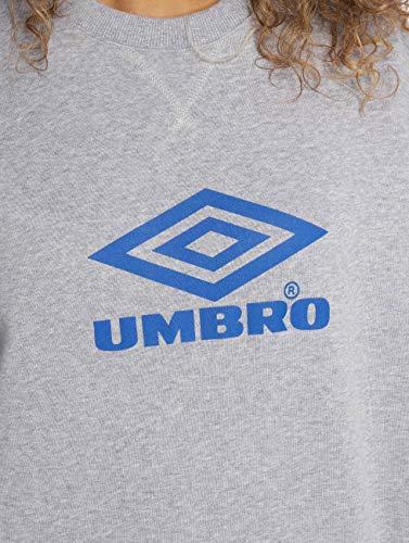 Umbro Maglie Logo Umbro Donna Donna Grigio 8Waqp1cxw5