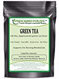 Green Tea - 45% EGCg (Epigallocatechin gallate) Natural Leaf Extract Powder (Camellia sinensis), 55 lb