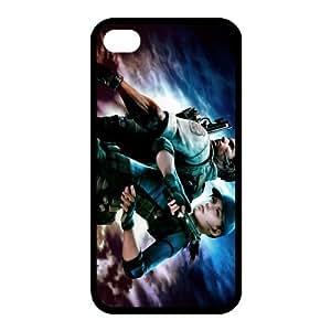 Custom Resident Evil Back Cover Case for iphone 4,4S JN4S-860