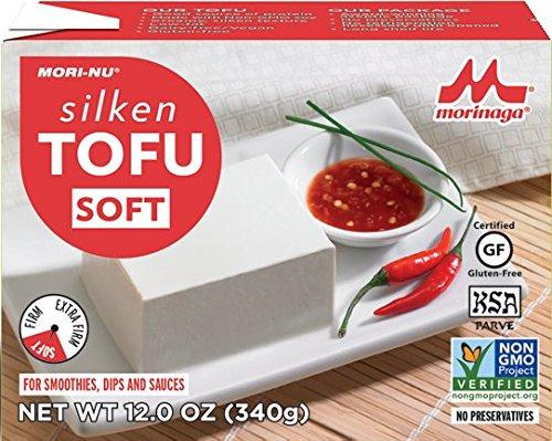 Mori Nu Silken Soft Tofu, 12 Pack