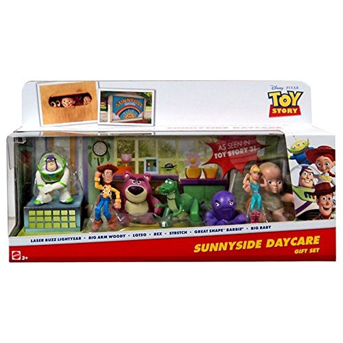 Disney/Pixar Toy Story 20th Anniversary Sunnyside Daycare Buddies 7-Pack Gift Set
