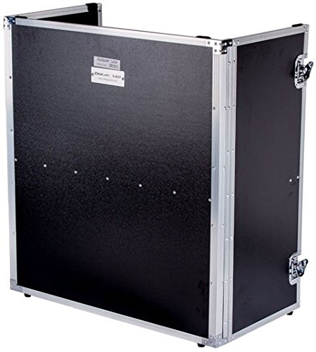 DEEJAY LED TBHSTAND Universal DJ Fly Drive Fold Out Case Stand For All DJ Coffins 36-Inch Width x 34-Inch Height x 18.8-Inche