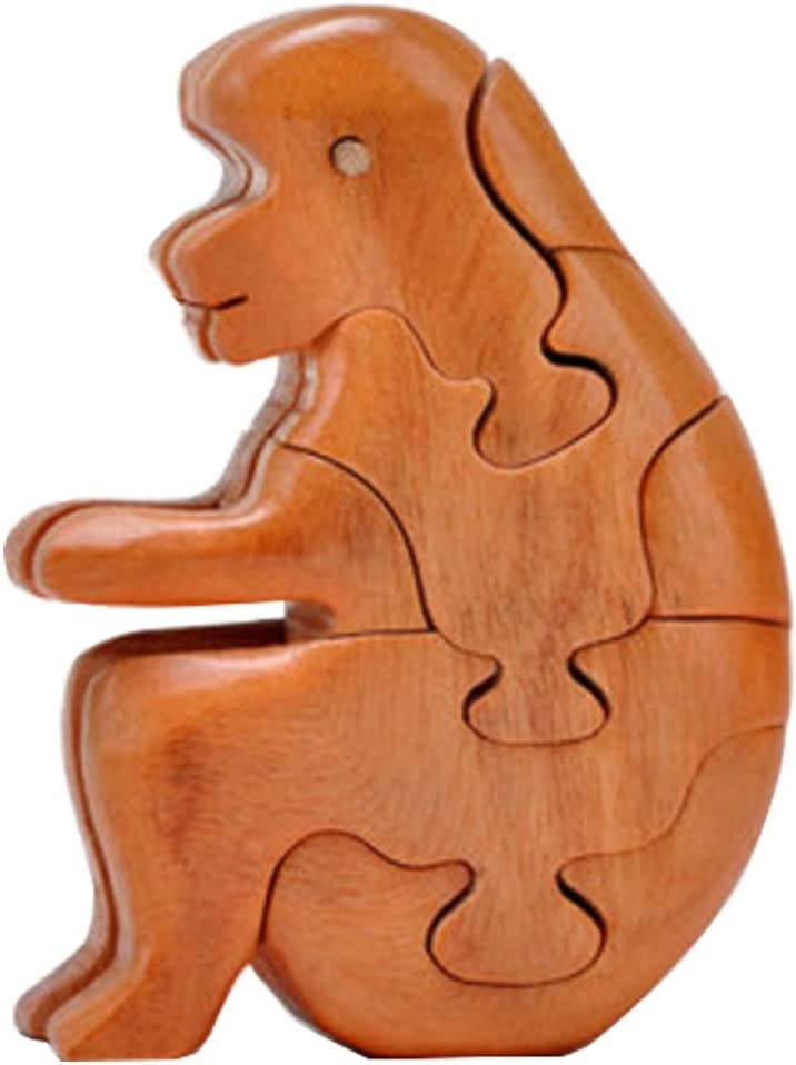 Affe Hauptdekorateur Schreibtisch Dekorationburodekoration Amazon De Kuche Haushalt