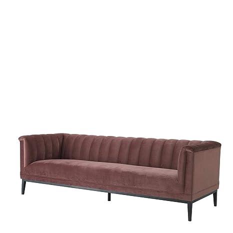 Amazon.com: Velvet Sofa | EICHHOLTZ RAFFLES | Mid-Century ...