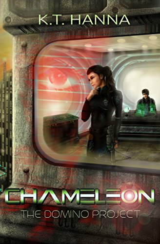 Chameleon (The Domino Project Book 1) by [Hanna, K.T.]