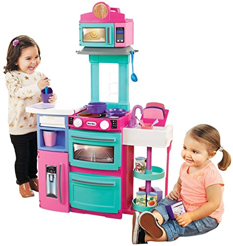 <b>Little Tikes Cook 'n Store Kitchen Playset</b>