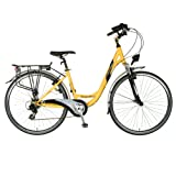 Tour de France Advantage Bicycle (Yellow/Black, 700C X 43 cm) Review