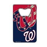 MLB Washington Nationals Credit Card Style Bottle Opener