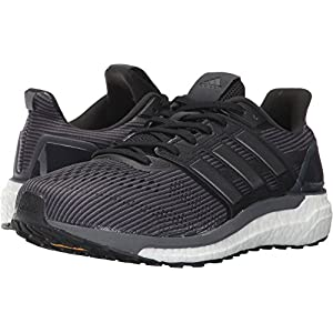 adidas Women's Supernova w Running Shoe, Grey Five/Night Metallic/Black, 9.5 Medium US