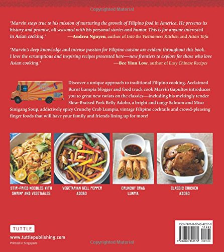 The adobo road cookbook a filipino food journey from food blog to the adobo road cookbook a filipino food journey from food blog to food truck and beyond filipino cookbook 99 recipes marvin gapultos 8601300501871 forumfinder Image collections