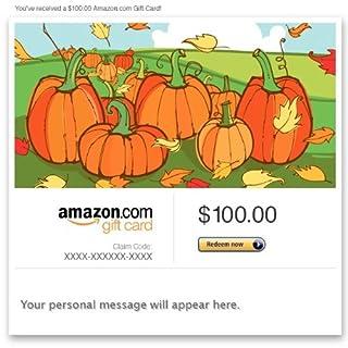 Amazon Gift Card - Email - Seasonal (Fall Pumpkins) (B004LLIL7S) | Amazon price tracker / tracking, Amazon price history charts, Amazon price watches, Amazon price drop alerts