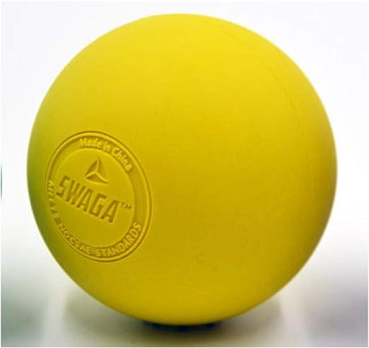 CLHCilihu Bolas de Terapia de Masaje de Yoga, Bola de Lacrosse ...
