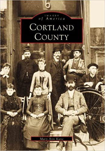 Cortland County (Images of America): Mary Ann Kane
