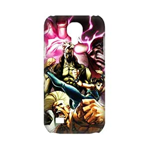 Snap-on Popular Game Street Fighter Cool Pictures Hard Plastic Protective Case Back Cover Shell for SamSung Galaxy S4 mini-4