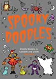img - for Spooky Doodles: Ghostly Designs to Complete and Create book / textbook / text book