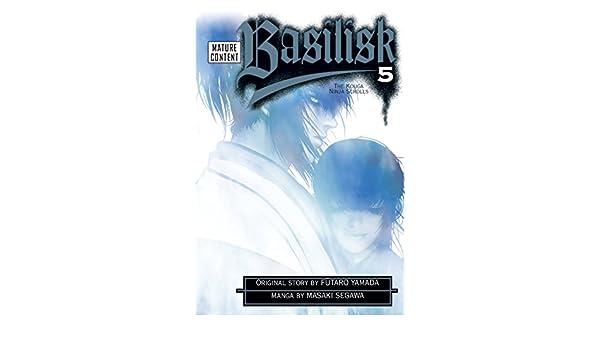 Basilisk Vol. 5 (English Edition) eBook: Futaro Yamada ...