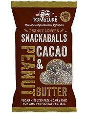 Tom & Luke Snackaball - Peanut Butter & Cacao, 70 g