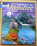 Elements of Literature, Grade 7, Holt, Rinehart and Winston Staff, 0030672422