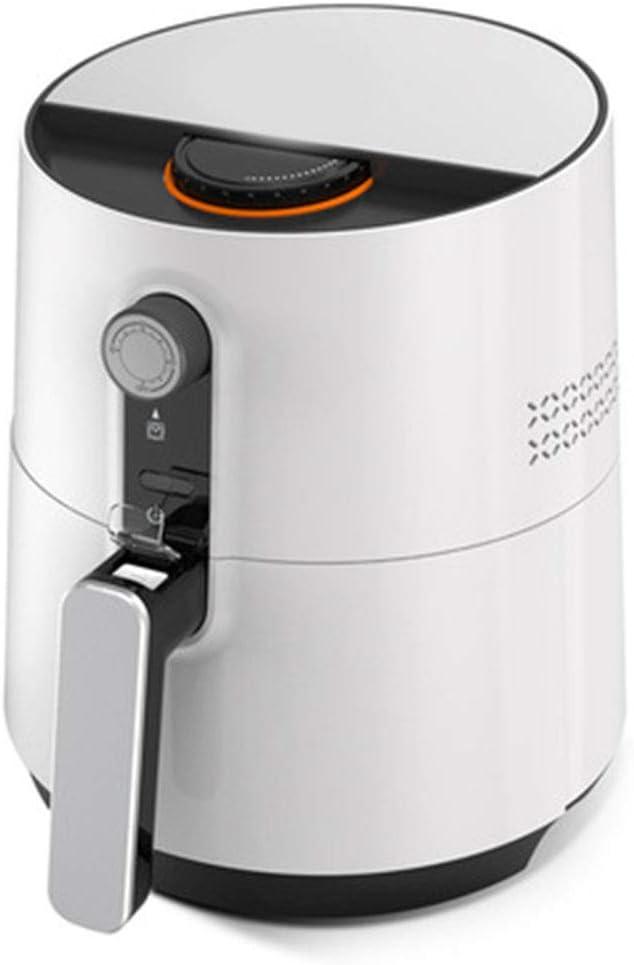 Freidora de aire caliente Smart de 1500 W, sin grasa, caliente, temporizador, freidora de aire caliente, sin aceite, multifunción, freidora de aire caliente, fácil de limpiar: Amazon.es: Hogar