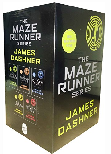 Special Value Edition Bundle - MAZE RUNNER CLASSIC X 5 [Special Edition]