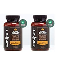 Onnit Labs Alpha Brain, 180 Count by Onnit