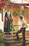 Her Holiday Family (Texas Grooms (Love Inspired Historical))