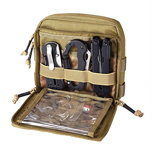 Reebow Gear Tactical Admin Pouch Edc Molle Military Bag
