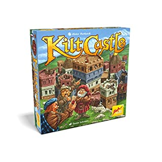 Zoch Verlag Kilt Castle Board Game