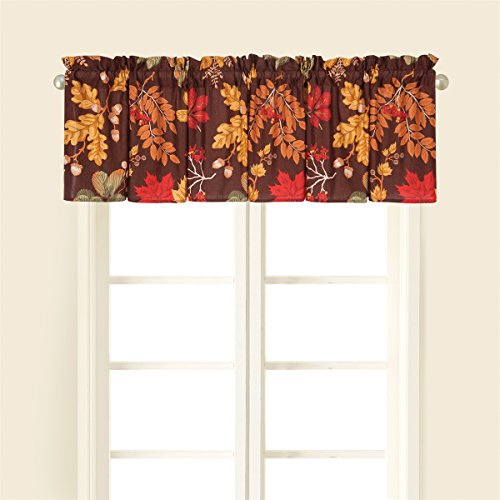 15.5x72 Inches, Amison Valance