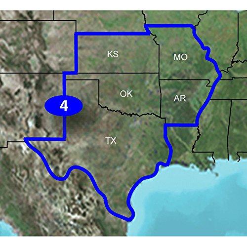Garmin TOPO US 24K South Central - microSD/SD (Maps Central)
