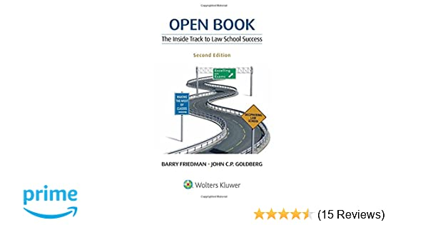 open book the inside track to law school success academic success