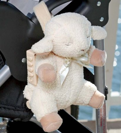 Cloud B Sleep Sheep on the Go Plush with Soothing Sounds