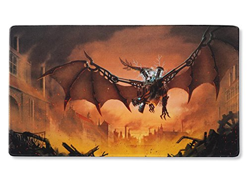 Perfect Game Silver Coin - Dragon Shield AT-21516 Copper Draco Limited Edition Playmat