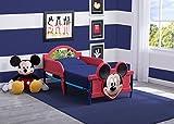 Delta Children 3D-Footboard Toddler Bed, Disney