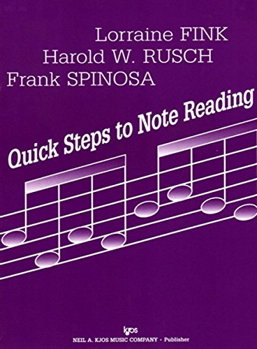 69VN - Quick Steps to Note Reading - Volume One - - Reading Violin Note