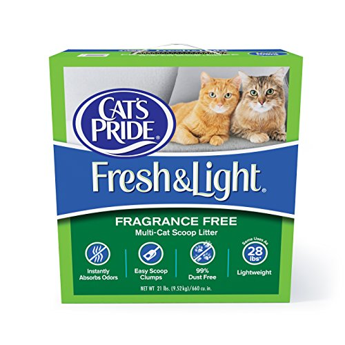 Cat S Pride Fragrance Free Litter