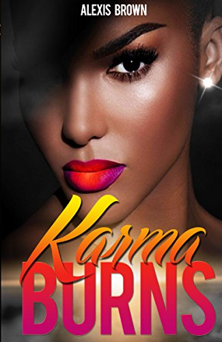 Book: Karma Burns by Alexis Brown