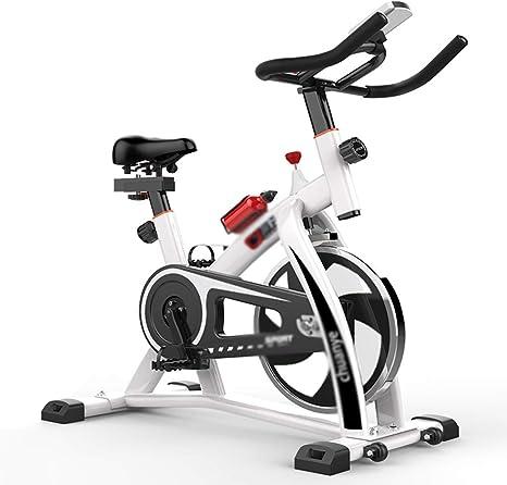 Zhiniu Bicicleta de Ejercicio del hogar, Bicicleta de Spinning ...