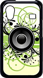 funda rigida case Cover for Samsung Galaxy ACE speaker MP3 pop art