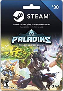 Amazon.com: Steam Gift Card - $30: Video Games